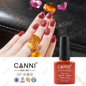 Гель-лак CANNI 137
