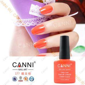Гель-лак CANNI 177