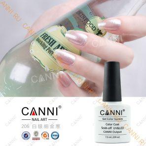 Гель-лак CANNI 206