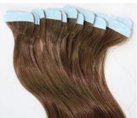Волосы на липких лентах