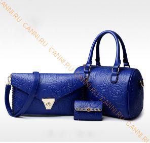 Набор сумок E-03.3 Синяя