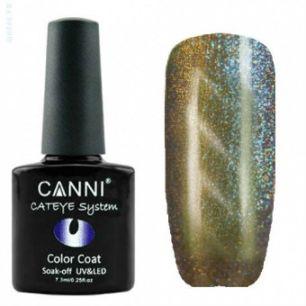Гель-лак CANNI Cat Eye Магнитный гель-лак 454