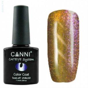 Гель-лак CANNI Cat Eye Магнитный гель-лак 456